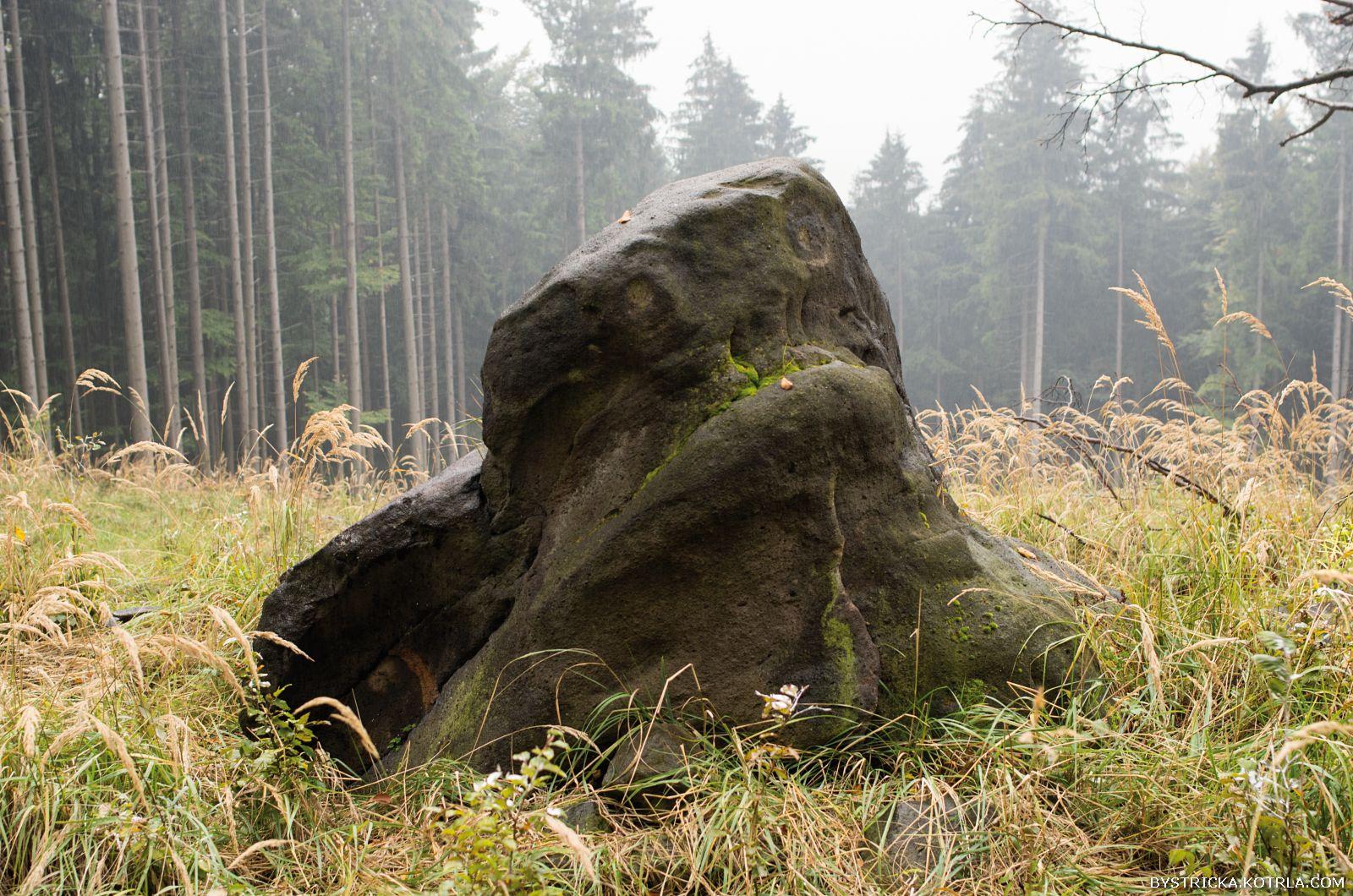 Klenov - Žaba (skála)
