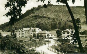 Přehrada Bystřička – hotel Klenov