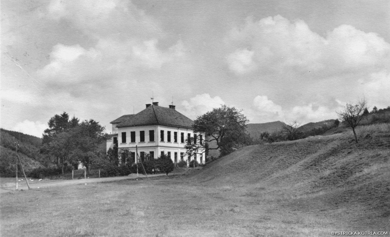 Škola v šedesátých letech